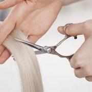 Left Handed Hairdressing Scissors